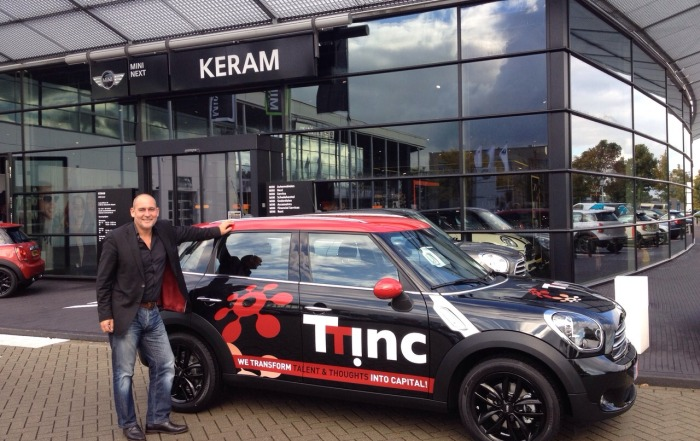 Ttinc kiest voor Mini – Made in Born